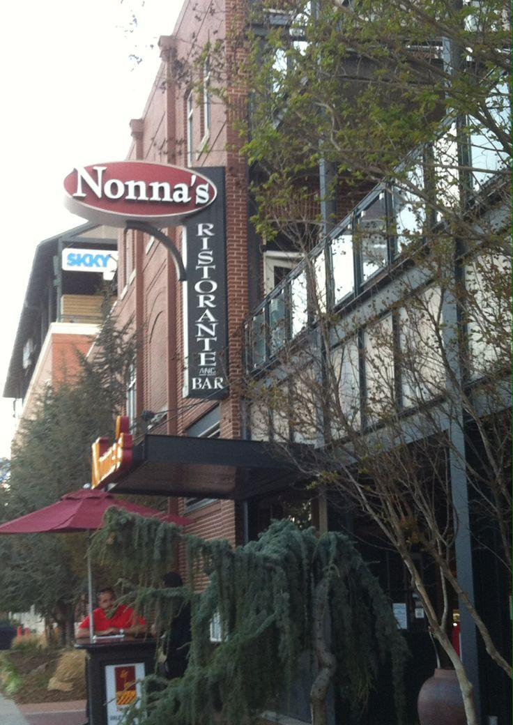 Nonna's in Bricktown - OKC