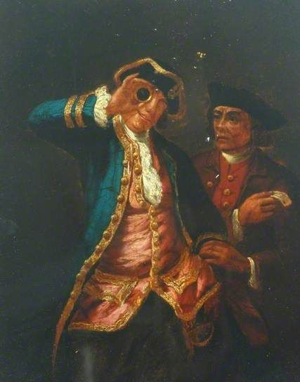 The Writ, William Hogarth