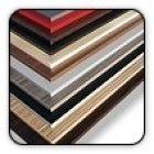 Holz-Dekorplatten