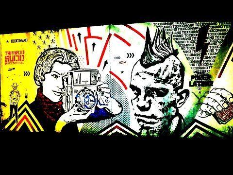 Documentary - Graffiti artist Toxicomano. Street Art Bogota, Colombia. - YouTube
