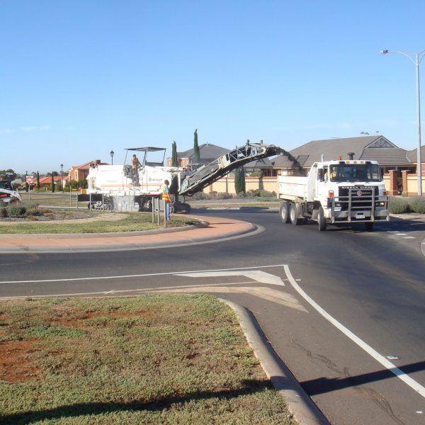Pavetek Road Services provide #asphalt construction services from the preparation, construction to completion of a project.