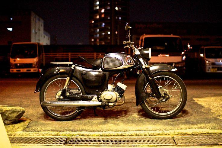 Suzuki selpet 1960 52cc M10