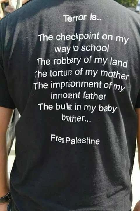 Expose and Fight Back Zionism and the ethnic cleansing of the Palestinian People