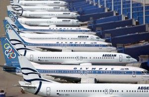 Aegean-Olympic Air Merger Boosts Domestic Traffic In Greece