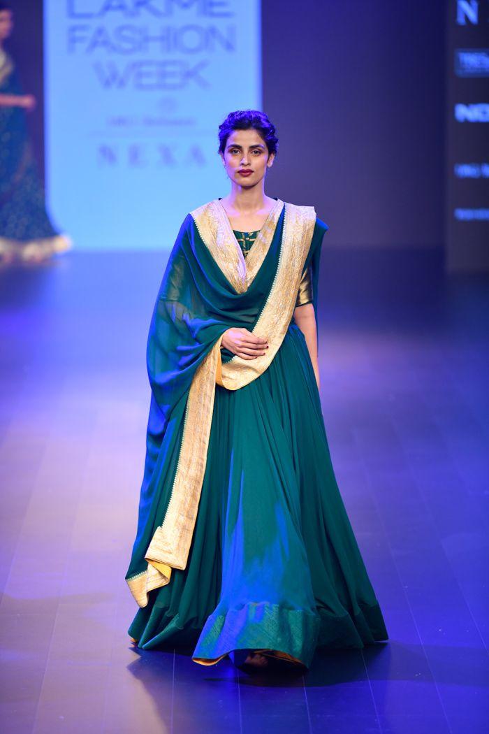 Lfwwf18d3s4gaurangrunway098 Fashion Traditional Indian Outfits Designer Dresses Indian