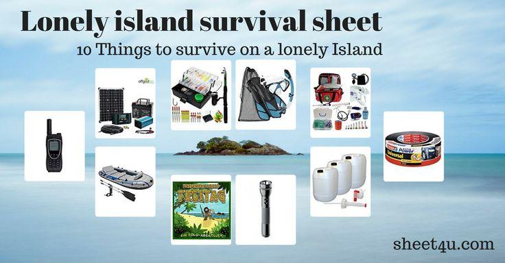 überleben um jeden Preis ... Sat-Handy und Schlachboot werden da nützlich sein.
