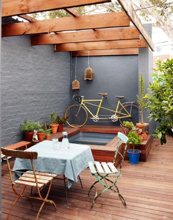 visi articles the pedersen 39 s scandi victorian home gardening pinterest casa reciclada. Black Bedroom Furniture Sets. Home Design Ideas