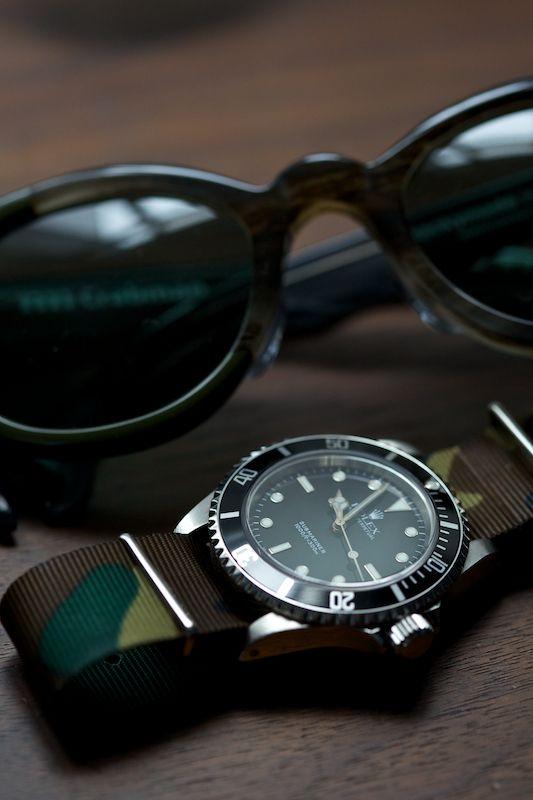 Camo RolexCamo Watches, Rolexwatch Thewatchmen, Nato Straps, Men Fashion, Camouflage Watches, Gentleman Dreams, Camouflage Uniquerolex, Rolex Submarines, Watches Straps