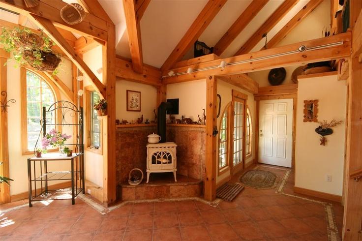 ( Brooks Post U0026 Beam Inc )   Timber Frame Homes And Barns