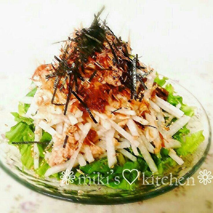 大根 レシピ♡生大根ダイエットに使える簡単レシピ3選