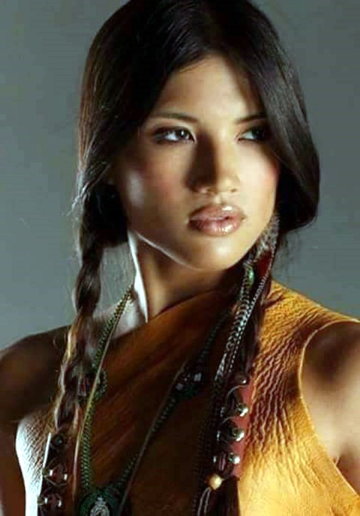 from Devin beautiful native american women