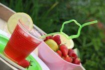 Le Best des cocktail aux fruits rouges