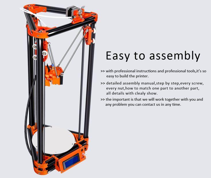 1-21 3d Metal Printer kit