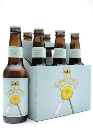 bell's smitten golden rye ale | #CRAFTBEER Board you will ...
