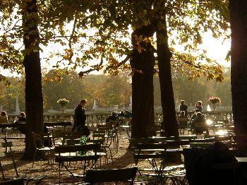 Les 185 meilleures images propos de il tait une fois le for Cafe jardin du luxembourg