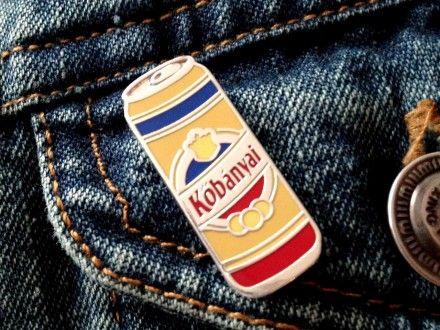 Kitűzőre került a belvárosi hipszterek irónikusan kedvenc söre! | Urbanplayer.hu