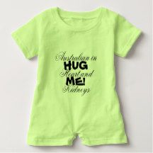 Australian in Heart and Kidneys, Hug Me! #HugAnAustralian  Funny BabyShirt