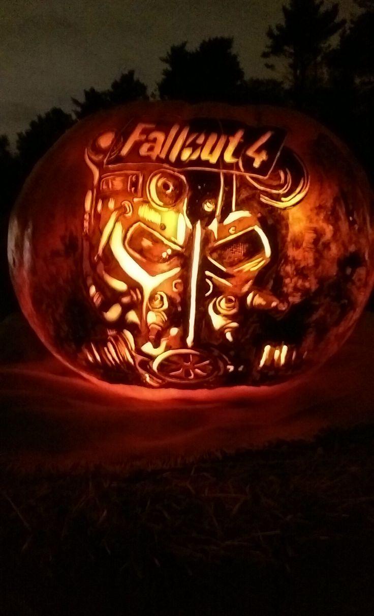 Fallout pumpkin pinterest pumpkins