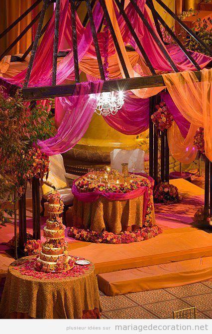 Wedding Decoration Arabic Style 5