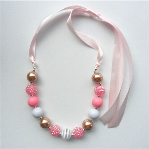 Cheap necklace alice, Buy Quality necklace skull directly from China necklace teardrop Suppliers:          2015 Fashion kids chunky bubblegumm beads necklace for baby girl charm design child chunky necklace