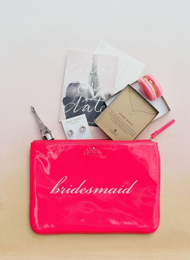 Wedding Gift Bag Etiquette : Bridesmaid Gift Shopping Tips & Etiquette Shopping, Bags and Pink