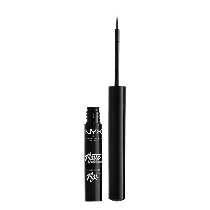 NYX Professional Makeup Matte Liquid Liner Black online kopen bij douglas.nl