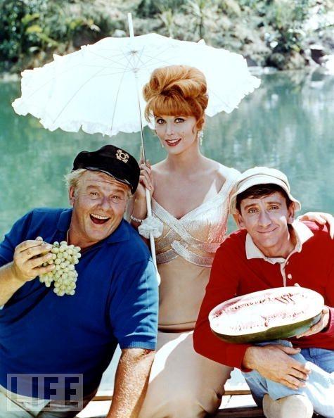Gilligan's Island...ooooo Ginger :-)