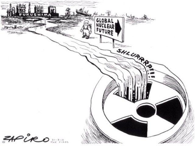 Ein US-amerikanischer TEPCO-Berater will das Wasser des Unglückreaktors in…