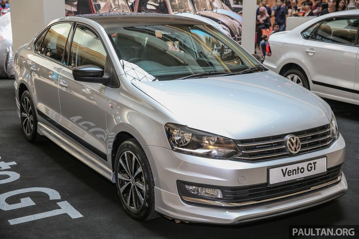 We've seen the Volkswagen Polo Allstar, now here its sedan sister - the Volkswagen Vento Allstar. The dressed-up special edition of the B-segment sedan was