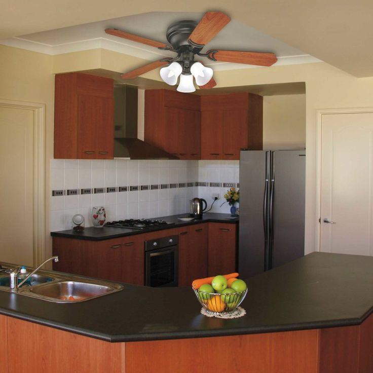 Ceiling Fan For Kitchen Best 25 Kitchen Ceiling Fans Ideas On Pinterest  Ceiling Fans .