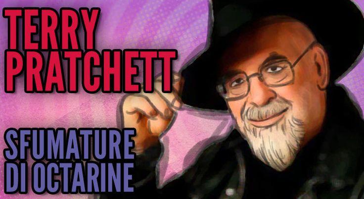 Terry Pratchett, sfumature di Octarine e il colore della magia. Quando cominciai a leggere Fantasy ero già abituata allo humour di Lyon Sprague De Champ ma non ero certo preparata a quello che mi aspettava con il Mondo Disco.