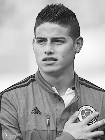 James Rodriguez Colombia. Copa America Chile 21.6.15
