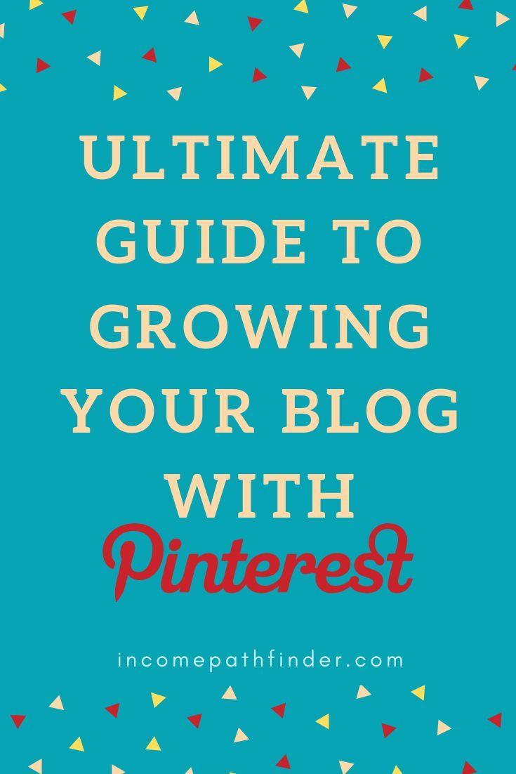 Ultimativer Leitfaden zum Wachsen Ihres Blogs mit Pinterest