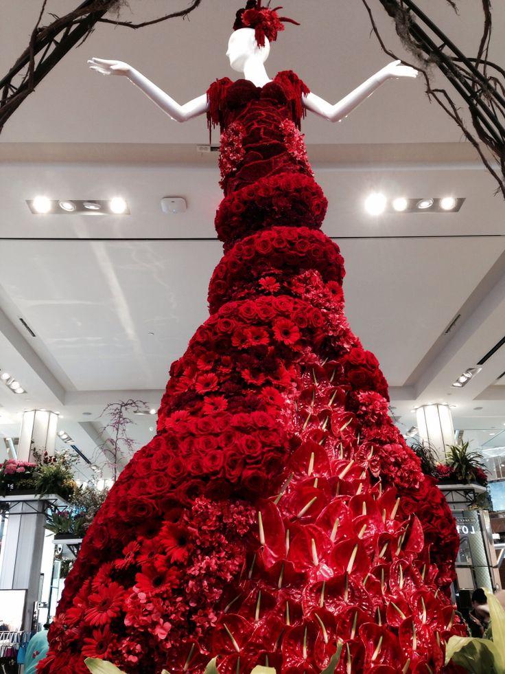 Macy's Flower Show. NY City