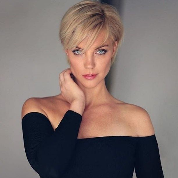 Pin On Long Pixie Hairstyles