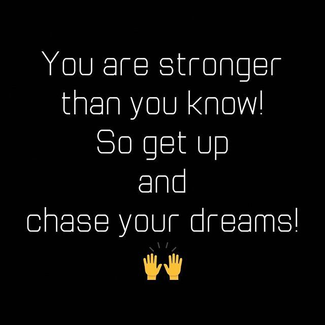Motivation for this week 🤙🏽 • Reposting @the_fit_motivator: Yes you are! You can do it! 💪👌