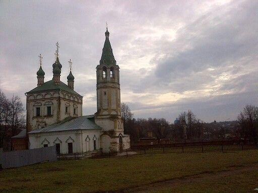 Saint Trinity church, Serpuhov