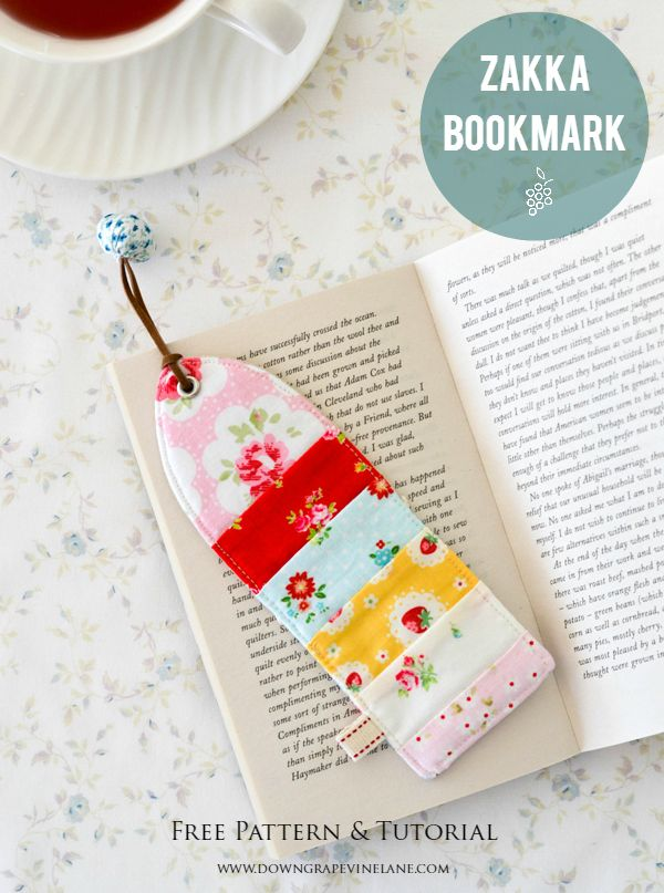 Zakka Bookmark