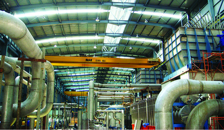Ưu điểm giúp nhà thép tiền chế ngày càng nổi bật hơn trong giải pháp xây nhà công nghiệp.