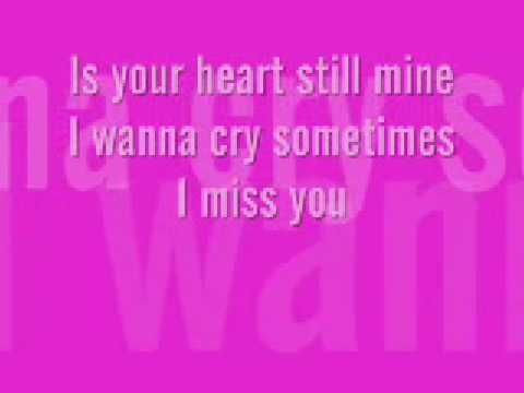 Aaliyah- I Miss You w/ lyrics~ ohhh man, this song will always pull my heart strings=*]