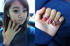 Wonder nails! ~♥~ (Hae Lim)