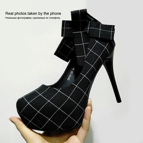 Office platform High heel shoes