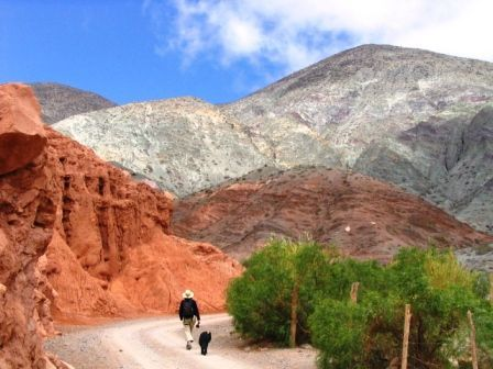 Experience another side to Argentina in rural Jujuy province on the borders with Chile and Bolivia.