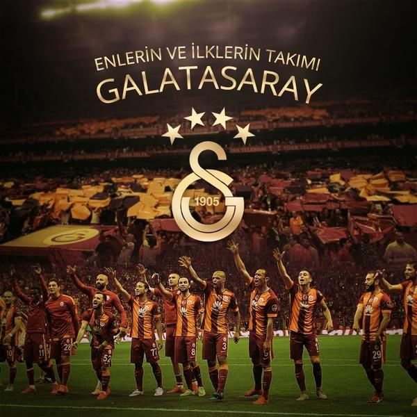 ŞAMPİYON GALATASARAY 4.yıldız bizim ! #Galatasaray #SampiyonG4L4T4S4R4Y #SampiyonGalatasaray