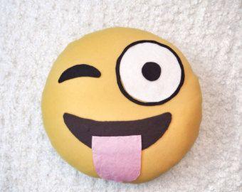 Orecchini smile faccine whatsapp fimo lobo perno di OkkinoShop