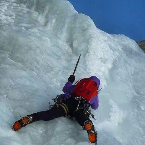 #climbing #iceclimbing #Alpi #montebianco #montblanc #fromdreamtopeak #montmaudit #alpinismo #fromdreamtopeak #carolineschmittalpinista #climbingwoman #4000m #passion
