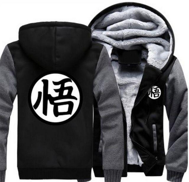 Anime Online Stores Merchandise Naruto Dragon Ball Totoro Hoodies Goku Jacket Sweatshirts Hoodie