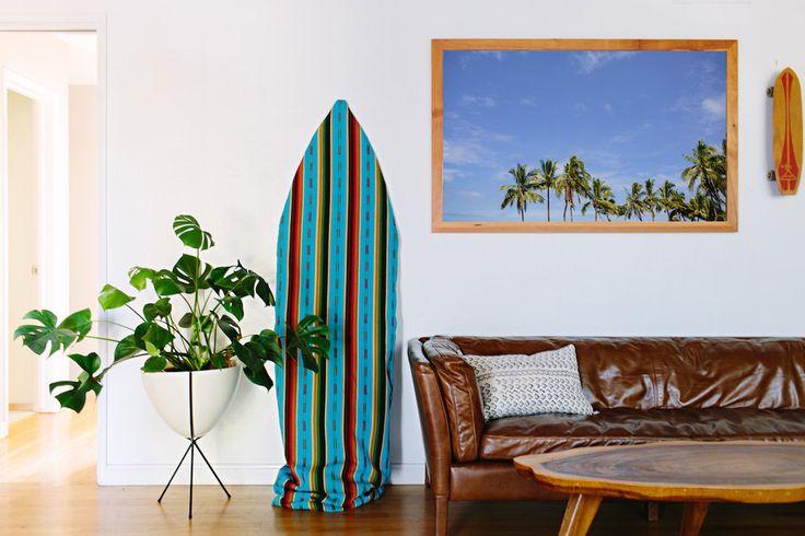 Serape Style Surfboard Bag / Waterproof Board Bag