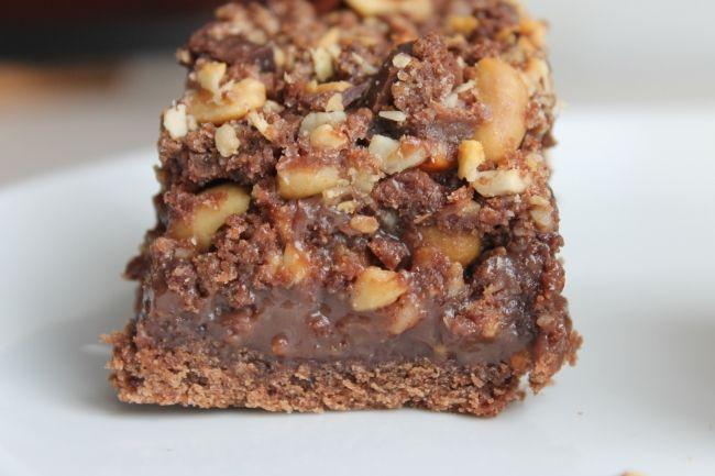 Krajanka czekoladowa z masą mleczno-czekoladową - W kuchennym raju