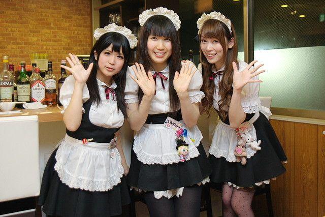 Maid cafe  http://www.ccocha.com/  http://youtu.be/8IwiEMT56VA  日本橋のメイドカフェ